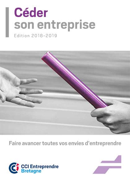 "Guide ""Céder son entreprise"" - Edition 2018-2019"