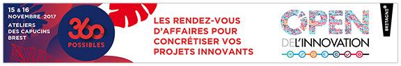 Open de l'innovation 2017 : 15 et 16 novembre 2017 à Brest
