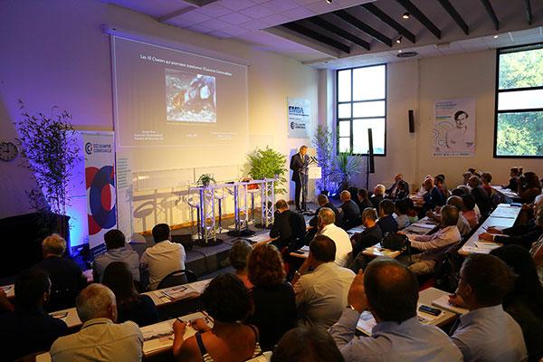Conférence Blue Economy du 7 septembre 2016