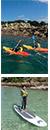 Initiation au kayak et au paddle
