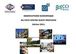Observatoire économique du Pays centre ouest Bretagne