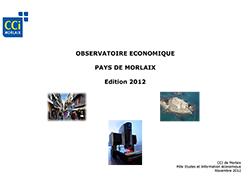 Observatoire économique du Pays de Morlaix