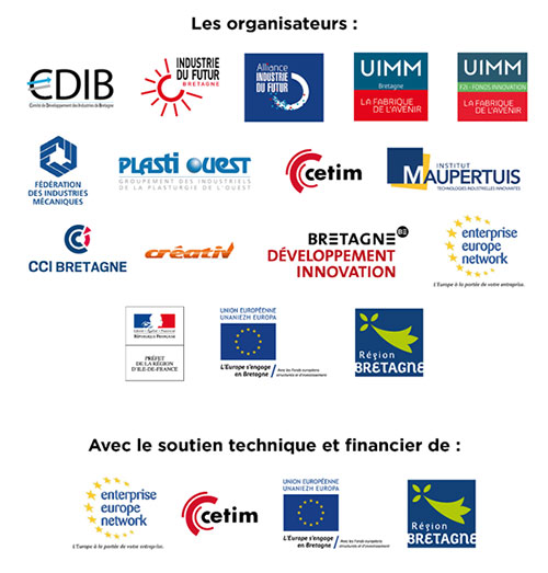 Open Industrie 2017 : les organisateurs