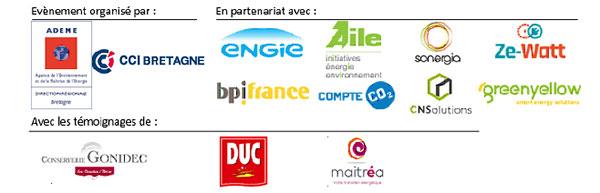 Organisation et partenariats JRT Energie du 29 mai 2018