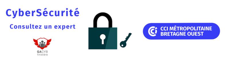 Cybersécurité : consultez un expert
