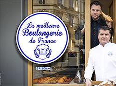 Tournage de la meilleure boulangerie de France à l'Ifac Campus des métiers de Brest
