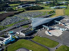 Aéroport Brest Bretagne : bilan 2019 - perspectives 2020 (crédit : F. Bétermin / Aéroport Brest Bretagne)