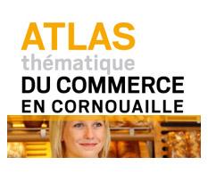 Atlas thématique du commerce en Cornouaille
