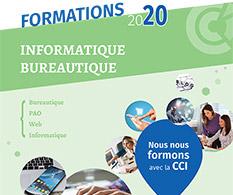 CCIMBO : formations informatiques et bureautiques 2020