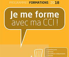 Formations commerce et métiers 2018