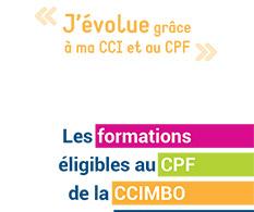 Plaquette des formations éligibles au CPF sur le Finistère