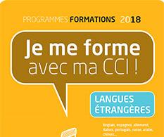 Formations langues étrangères 2018