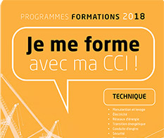 Formations techniques 2018