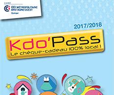 Chèques cadeaux Kdo'Pass