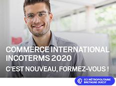 Commerce international : les incoterms 2020 entrent en vigueur au 1er janvier 2020