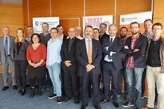 les partenaires signataires de la charte cybersécurité