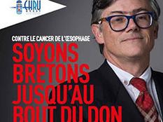 Lutte contre le cancer de l'œsophage : le CHRU de Brest lance un appel à la générosité des Bretons