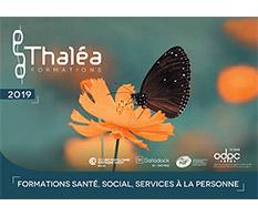 Thaléa Formations : formations 2019 santé, social, services à la personne de la CCIMBO