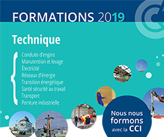 CCIMBO : catalogue des formations techniques 2019