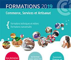 CCIMBO : catalogue des formations 2019 Commerce, Services et Artisanat