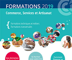 CCIMBO : catalogue des formations 2019 Commerce, Services et Artisanat