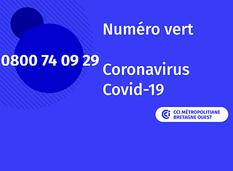 Coronavirus : la CCIMBO ouvre un numéro vert pour les entreprises