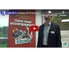 Nuit de la création d'entreprise en Finistère 2019 avec le Crédit Agricole du Finistère