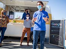 Google Ateliers Numériques - 2nd semestre