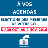 Elections consulaires 2016