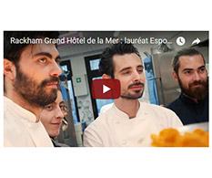 Espoirs de l'Economie 2017 : Rackham Grand Hôtel de la Mer
