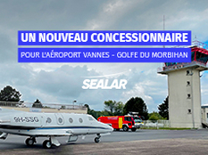 Nouveau concessionnaire - Aéroport de Vannes