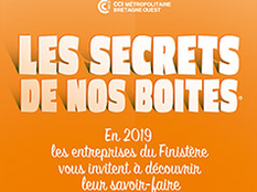 Les Secrets de nos boîtes 2019