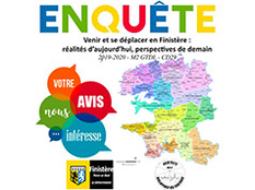 Enquête Accessibilité et mobilité en Finistère