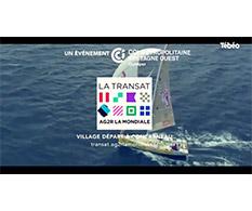 Emission de Tébéo du 17 avril 2018 sur la Transat AG2R La Mondiale à Concarneau