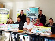 Lancement du chèque culture 100 % Haut Finistère