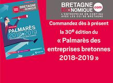 Palmarès 2018-2019 des entreprises bretonnes