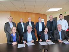 CCPI et CCIMBO Brest : une collaboration active en faveur du développement économique et de l'emploi (crédit photo : Ouest-France)