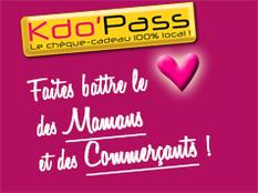 Fêtes des mères : Soutenez vos commerçants avec Kdo'Pass