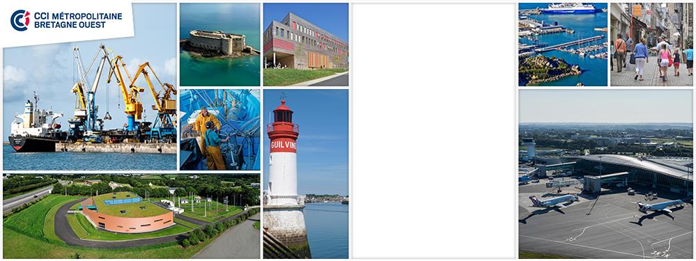 La CCI métropolitaine Bretagne ouest en images
