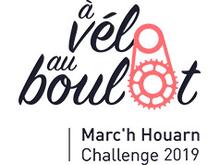 Challenge 2019 A vélo au boulot