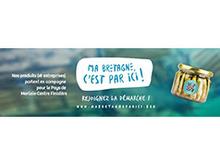 Ma Bretagne c'est par ici, 3e édition : une campagne de promotion touristique originale de la CCIMBO Morlaix