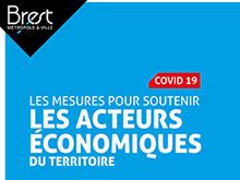 Coronavirus - La ville de Brest et Brest métropole : de nouvelles mesures de soutien et un guide pratique