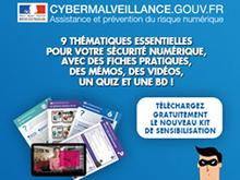 Cybermalveillance : un nouveau kit de sensibilisation