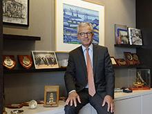 Frank Bellion, Président de la CCIMBO