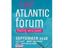 Floating Wind Power : les 19 et 20 septembre 2018 à Brest