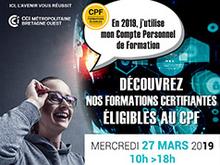 Journée CPF au CIEL Bretagne le 27 mars 2019
