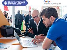 Développez votre visibilité sur Internet : participez à la journée Google Ateliers Numériques du 29 avril à Quimper
