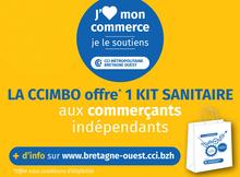 La CCIMBO offre un Kit de redémarrage d'activités aux petits commerçants de détail indépendants