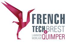 Logo French Tech Brest+ Quimper