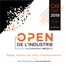 la 4e édition de l'Open de l'industrie à Carhaix le 8 octobre 2019